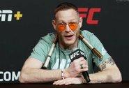 """Pergalę UFC narve praradęs K.Croomas: """"Galiu """"dulkinti"""" kekšę, bet negaliu rūkyti žolės?"""""""