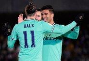 Z.Zidane'as patvirtino: G.Bale'as nebaigė rungtynių dėl patirtos traumos