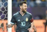 """Brazilijos rinktinės treneris Tite atskleidė negražiąją L.Messi pusę: """"Jis man liepė užsičiaupti"""""""
