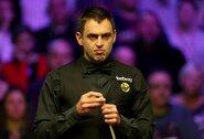 R.O'Sullivanas įspūdingai išsigelbėjo pasaulio čempionato pusfinalyje, M.Selby jį apkaltino nepagarbiu žaidimu