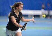 J.Mikulskytė su partnere – teniso turnyro Tunise pusfinalyje