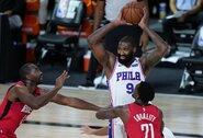 """""""Fenerbahče"""" sukirto rankomis su žinomu su NBA žaidėju"""