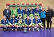 Širvintų riedulininkai Slovakijoje laimėjo bronzos medalius