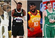 Top 30: labiausiai pervertinti kiekvienos NBA komandos krepšininkai