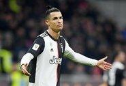 """Akibrokštas """"senukui"""" C.Ronaldo: """"Real"""" nusižiūrėjo jaunesnį"""