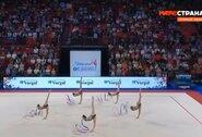 Lietuvos gimnastės pasaulio jaunimo čempionato finale – 6-os