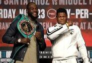 Ką per paskutinį susitikimą prieš kovą kalbėjo D.Wilderis ir L.Ortizas?
