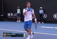 """""""Australian Open"""" dvejetų turnyre R.Berankiui ir S.Arendsui teko rimti varžovai"""