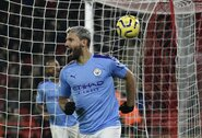 """""""Manchester City"""" pasiekė minimalią pergalę prieš """"Sheffield United"""""""