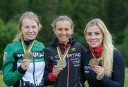 Baltijos šalių orientavimosi čempionate – pasaulio čempionato prizininkės triumfas