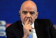 """S.Blatteris apie dar vieną FIFA skandalą: """"G.Infantino turi būti suspenduotas"""""""