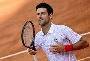 """Per vieną pergalę nuo visų laikų rekordo atsidūręs N.Djokovičius: """"Bus keista finale nesutikti Rafos"""""""