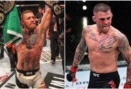 C.McGregoras ar D.Poirier? UFC kovotojai pateikė savo prognozes