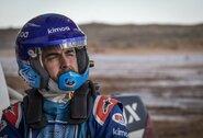F.Alonso ruošiasi debiutuoti Dakaro ralyje kartu su tikra šio sporto legenda