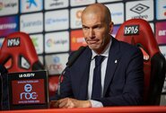 """Z.Zidane'as dėl patirtos nesėkmės prieš autsaiderius nesijaudina: """"Mums reikalingas stabilumas"""""""