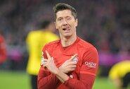 R.Lewandowskis pagerino 51-erių metų senumo rekordą