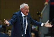 Ž.Obradovičius dėl pralaimėjimų kaltina žaidėjus