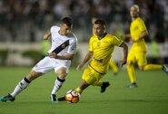 Brazilijos klubas atliko COVID-19 testus: serga net 16 žaidėjų
