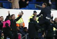 """Saldus laikinojo trenerio D.Fergusono debiutas: """"Everton"""" nugalėjo """"Chelsea"""" futbolininkus"""