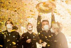 Visų laikų rekordas: esporto turnyrą laimėjusi Rusijos komanda susižėrė daugiau nei 18 mln. JAV dolerių