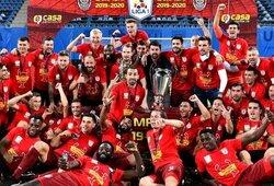 Rumuniją G.Arlauskis palieka penktą kartą tapdamas šalies čempionu