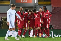 """Nukraujavęs """"Liverpool"""" sutriuškino """"Leicester City"""" futbolininkus"""