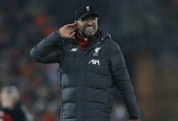 """Įvardijo, ko šiemet tikrai """"negaus"""" čempioniškai rungtyniaujantis """"Liverpool"""""""