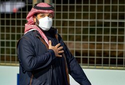 """""""Formulės E"""" lenktynių savaitgalio metu į Saudo Arabiją paleistos raketos: taikytasi į princą?"""