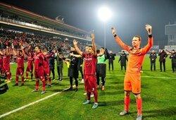 G.Arlauskis išrinktas į Rumunijos lygos sezono komandą