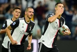 """Baudinį realizavęs C.Ronaldo padovanojo """"Juventus"""" trečiąją pergalę"""