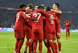 """""""Bayern"""" po 34 metų pertraukos vietiniame čempionate užfiksavo ypatingą pasiekimą"""