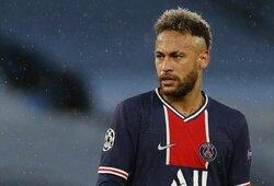 Oficialu: Neymaras pasirašė su PSG klubu naują kontraktą