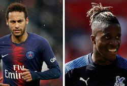"""PSG planuoja savo gretose Neymarą pakeisti """"Crystal Palace"""" žvaigžde"""