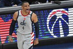"""Pralaimėjusi """"Hornets"""" tapo """"Pacers"""" varžove """"Play-in"""" turnyre"""