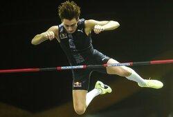 A.Duplantis buvo arti dar vieno pasaulio rekordo