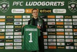 """Pustrečių metų sutartį su """"Ludogorec"""" sudaręs ir į Turkiją išskrisiantis V.Dambrauskas: """"Spaudimas yra mūsų darbo privilegija"""""""