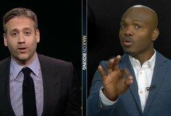 """ESPN ekspertui užkliuvo T.Bradley žodžiai apie E.Kavaliauską: """"Kaip jis gali """"prigauti"""" Crawfordą? Tikrai ne smūgiu ringe"""""""