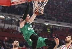 "A.White'as – ""Panathinaikos"" narys"