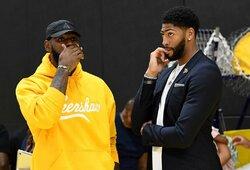 NBA pradeda tyrimą dėl ankstyvų sutarčių per laisvųjų agentų turgų