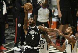 """K.Leonardas nutraukė sutartį su """"Clippers"""""""