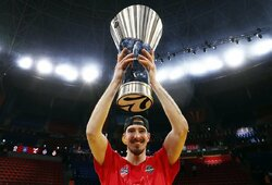 N.De Colo palieka CSKA komandą