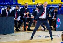 """Š.Jasikevičius: """"Mačiau geriausią mūsų krepšinį šiame sezone"""""""