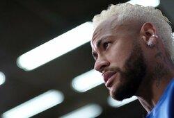 """PSG atmetė dar vieną """"Barcelona"""" pasiūlymą dėl Neymaro"""