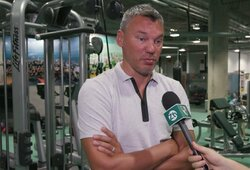 """Š.Jasikevičius: """"Netikėjome, kad komandoje bus tiek pokyčių"""""""