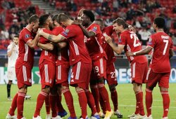 "Po pratęsimo ""Sevilla"" įveikęs ""Bayern"" iškovojo UEFA Supertaurę"