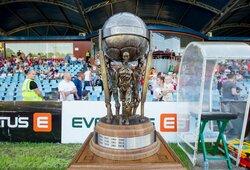 Baltijos taurės turnyrai atidėdami neribotam laikui