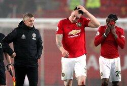 """Išliejo pyktį ant """"Manchester United"""": """"710 mln. eurų už šiuos žaidėjus? Tai apgailėtina"""""""