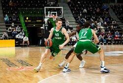 M.Grigonis ir N.Mirotičius tapo geriausiais turo krepšininkais