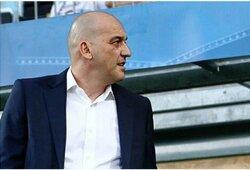 """Apšaudymą išgyvenęs legendinis Serbijos futbolininkas: """"Ginkluotas vyriškis išlipo iš mašinos ir pasileido link manęs"""""""
