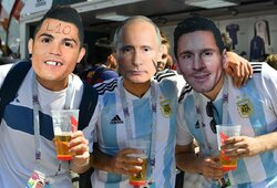 Neįprastame sąraše V.Putinas įsiterpė tarp L.Messi ir M.Jordano